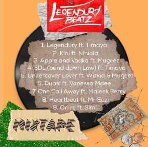 Legendury Beatz - So Rire ft. Simi